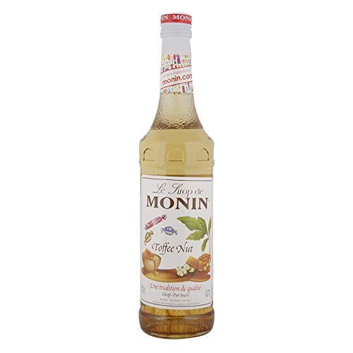 Monin - Toffee Nut Caramel Salé Syrup - 700ml