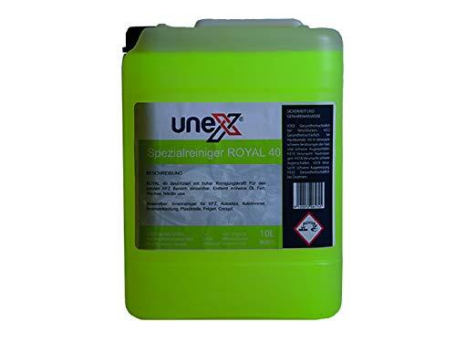 UNEX Spezialreiniger Royal 40 (10 Liter)