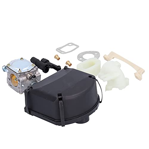 SALALIS Pieza de Motosierra, carburador Resistente al Desgaste, fácil instalación y reemplazo para Motosierra Husqvarna 268272 272XP