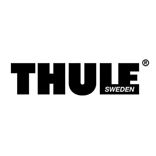 Thule th52614 fietstas, unisex volwassenen, carbon, eenheidsmaat