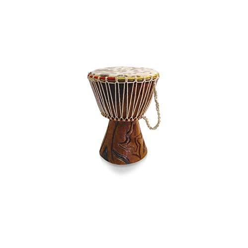 Delson Y jambè del Senegal (legno)