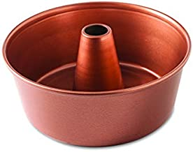 Nordic Ware 50943 Copper Angel Food Cake Pan, One
