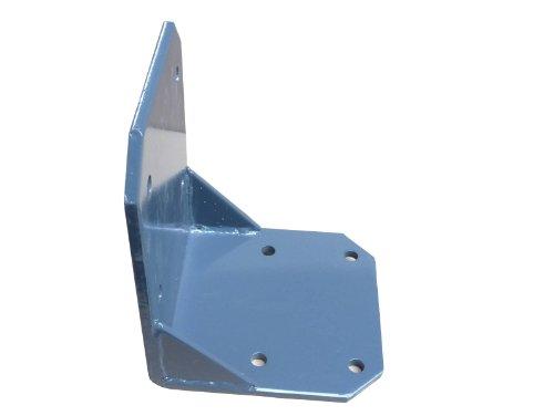 Prime Tech Deckenhalter für Markisen in anthrazit/grau