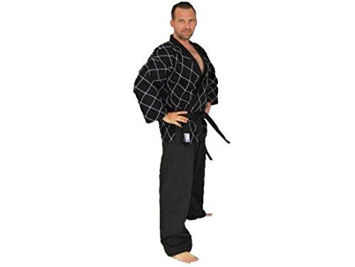 BUDOs Finest BUDO's FINEST Hapkido-Anzug schwarz 160