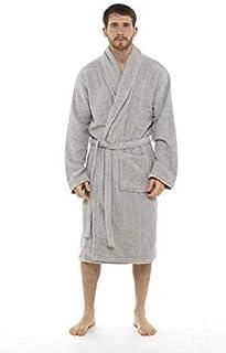 CityComfort Bata De Baño para Hombres | Albornoz De Toalla