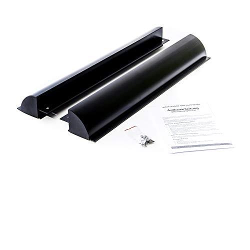 WATTSTUNDE Solarmodul Haltespoiler Dachbefestigungen Dachdurchführung (HSA55/S)