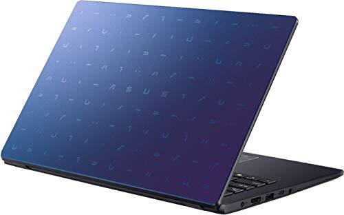 ASUS - 14.0u0022 Laptop - Intel Celeron N4020 - 4GB Memory - 128GB eMMC - Blue E410MA-202.BLUE