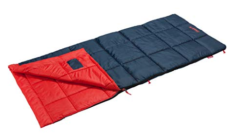 コールマン(Coleman) 寝袋 パフォーマーIII C5 使用可能温度5度 封筒型 オレンジ 2000034774