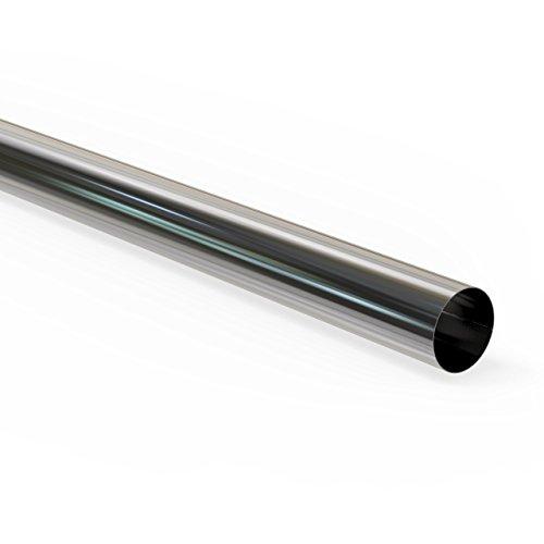 100 cm Universal Auspuffrohr Ø 76 mm Abgasrohr Rohr Abgasanlage Pkw - Lkw