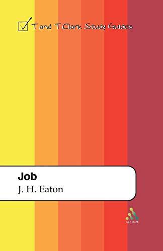 Job (T&T Clark Study Guides)