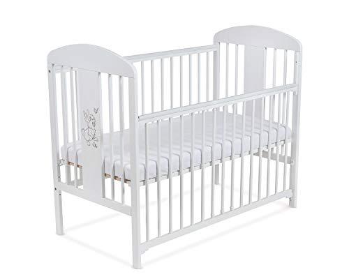 Lit pour Bébé à barreaux TOMI 18 -'Lapin' Barrière...