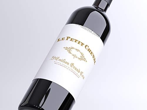 X1 Le Petit Cheval 2011 75 cl AOC Saint-Emilion Rouge Vino Tinto Grand Cru