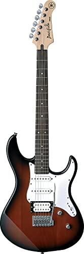 Yamaha Pacifica 112V Old Violin Sunburst, incluye clase online