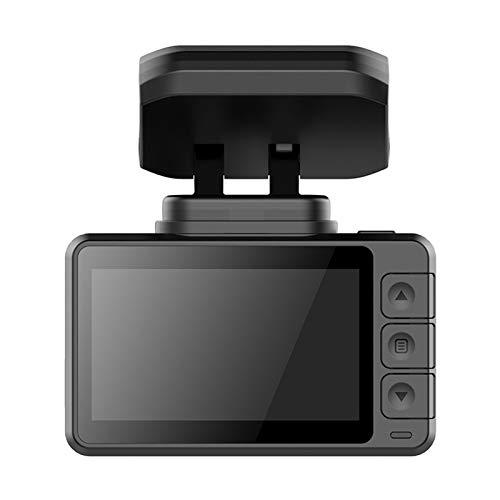 Kunyun Dual-Lente GPS WiFi Registrador de la conducción del Coche DVR de la cámara 4K Gesto Detección Detección Unidad grabadora de vídeo HD Mate visión Nocturna Soporte magnético
