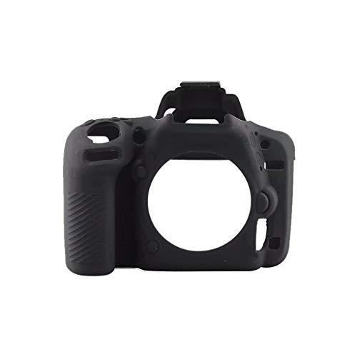 William-Lee Siliconen Beschermende Behuizing Camera Case Body Frame Shell Cover Schokbestendig krasvast Eenvoudig te installeren Compatibel met Nikon D750 DSLR Camera Accessoires