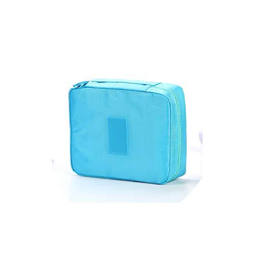 Draagbare vrouwen make-up cosmetische tas waterdichte Beauty Case Organizer Toilettassen Tassen wassen zak Reizen Essentiële,22