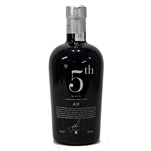 5th AIR Black London Dry Gin (1 x 0.7 l)