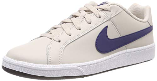 Nike Herren Court Royale Sneakers, Mehrfarbig (Desert Sand/Blue Void/Black 007), 42 EU