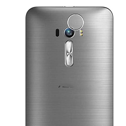 Vaxson 2 Stück Kamera Schutzfolie, kompatibel mit ASUS ZenFone Selfie ZD551KL, Kameraobjektiv TPU Folie [nicht Panzerglas Bildschirmschutzfolie/Hülle Hülle ]