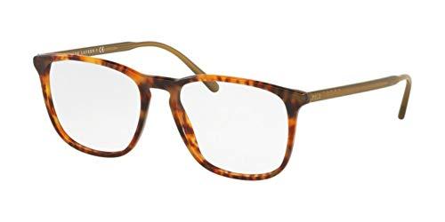 Polo 0PH2194 Monturas de gafas, Rectangulares, 52, Vintage Jerry Tortoise