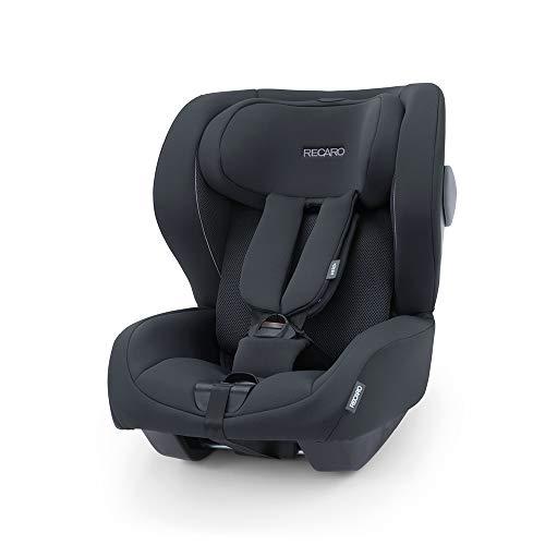 Recaro Kids, Seggiolino Reboarder Kio i-Size, Seggiolino Auto (60-105cm), Facile Installazione con Base Isofix Avan/Kio, Ottima Circolazione...