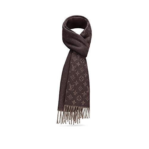 Louis Vuitton Monogram Gradient Scarf Scarves (Hazelnut)