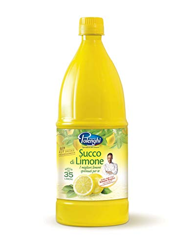 Succo di limone - (1000 ml x 1 bott.) - Giancarlo Polenghi