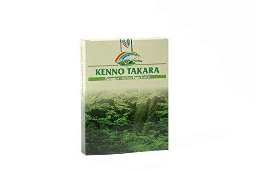 Original Kenno Takara Pflaster Vitalpflaster VEGAN aus JAPAN Mit Natürlichen Kräutern foot Pads, Fusspflaster, Kur- Kräuterpflaster