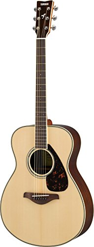 Yamaha FS830 Small Body Solid Top...