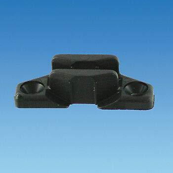 Piastra di bloccaggio per finestra, per roulotte e camper, codice articolo PP4031