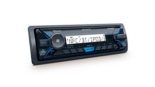 Sony seetaugliches Marine Radio DSX-M55BT Bluetooth mit Anti-Rost und UV Beschichtung, 4 x 55 Watt