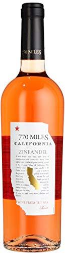 770 Miles Zinfandel Rosé Kalifornien Roséwein (6 x 0.75 l) - 3