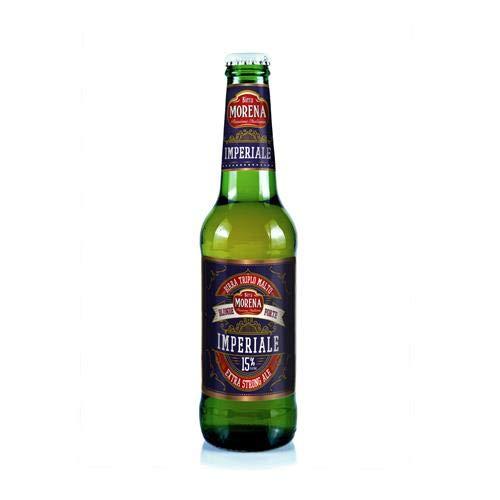 Birra Morena Imperiale 15% alc.vol. - 24 bottiglie da 33cl