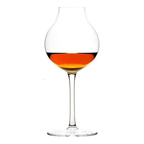 Vaso de whisky de licuadora profesional para barman, catador de vinos, cristal y copa de whisky de licor
