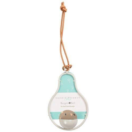 Burgon & Ball Sophie Conran Hanging Fat Ball Bird Feeder Pear Desig