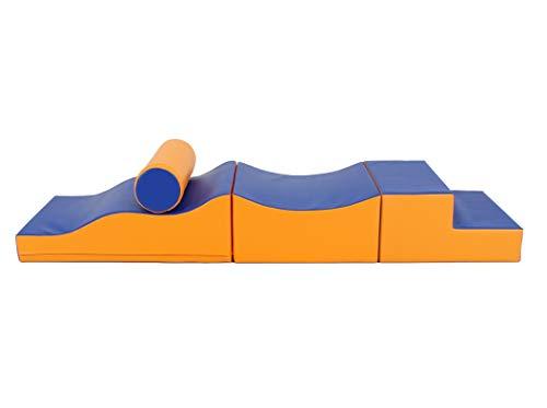 IGLU 4 XXL Bloques de Espuma Figuras de Construcción Juguete para...