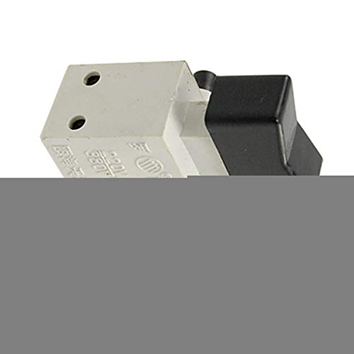 Aexit Bloqueo eléctrico de la herramienta de taladro en el interruptor de (model: B6559IV-9418CG) activación DPST DKP1-5A
