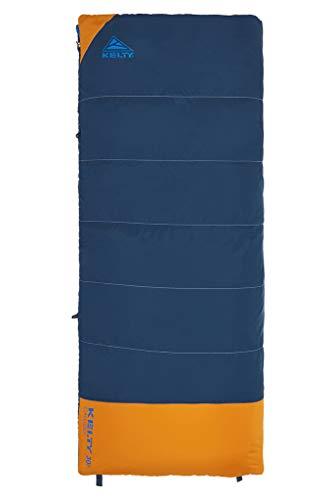 Kelty Callisto Kids CloudLoft Synthetic Insulated Sleeping Bag: Zip Two...