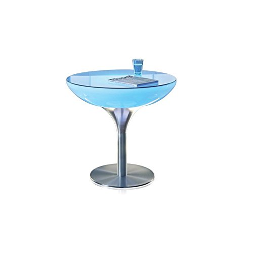 Shine Table lumineuse, 60 x 100 cm, LED, multicolore, rechargeable, portable, Shine