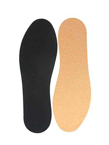 Insoles That Stick and Absorb Sweat and Always Stay in Place for Sandals, High Heels, Mules, Flip Flops (Women's 7-7.5, Men's 6(235mm))