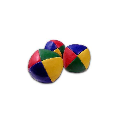 Henrys - Ensemble de 3 balles de jonglage - 65mm
