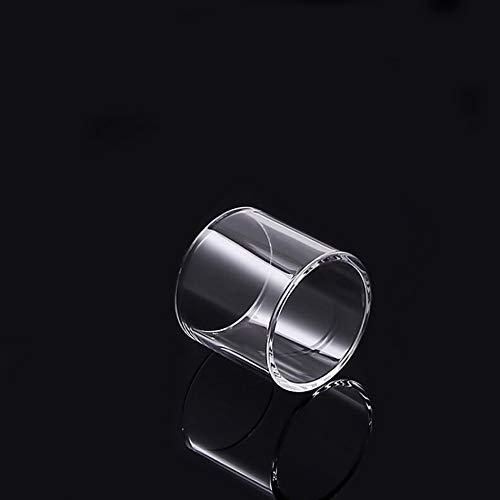 Denghui-ec, Tubo de Vidrio Puro Pyrex/Vape Glass for TFV-8 Big Baby Beast Atomizer Incluyendo Estilo Recto o Gordo, Sin Tabaco ni nicotina (Color : For TFV8BigBaby Straight)