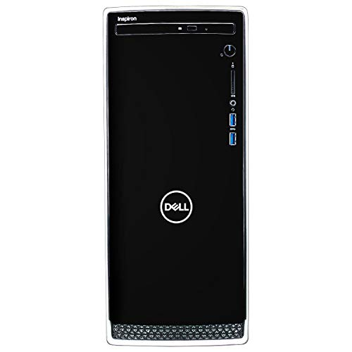 Dell Inspiron i3671 Desktop - 9th Gen Intel Core i5-9400 6-Core up to 4.10 GHz, 32GB DDR4 Memory, 4TB SSD, Intel UHD Graphics 630, DVD Burner, Windows 10 Pro