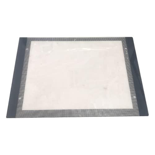 Desconocido Cristal Interior Horno Balay 3HB568XF/01, 53,4 x 38,7 cm Swap