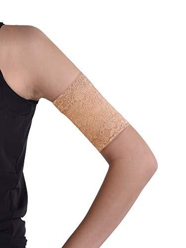 Dia-Band, brazalete de mantenimiento y protección de encaje para sensor de glucemia Freestyle Libre, Medtronic, Dexcom o Omnipod – Banda para diabética cómoda y reutilizable. (XS (23-27 cm))