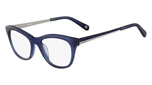 Eyeglasses NINE WEST NW 8005 434 Crystal Navy