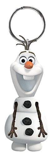 Disney Olaf 3D PVC Key Ring