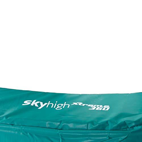 Skyhigh 12ft Xtreme 360 Vervanging Trampoline Surround Pads Extra Dikke Schuim Veiligheid Lente Cover Mat Padding