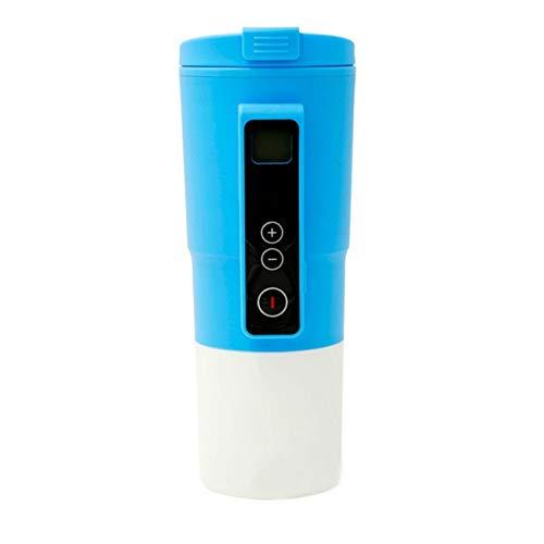 ZSQHD Auto Wasserkocher Auto Cup Espresso Kaffeemaschine Milchkanne Wasser Beheizte Becher Kettles Maschine