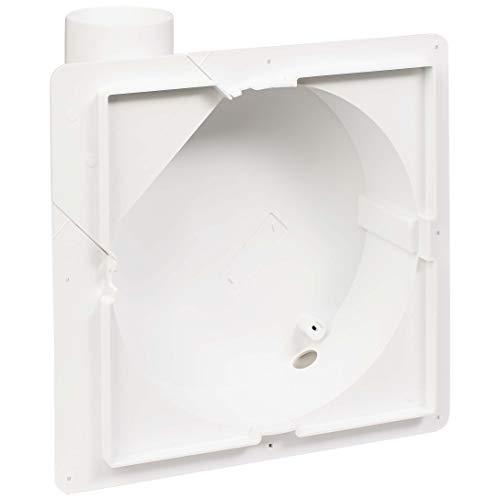Stiebel Eltron - Alloggiamento da Incasso per LA 60, in plastica (ABS), Senza Protezione antincendio per l'installazione dell'unità di Ventola LA 60 G-U 201448
